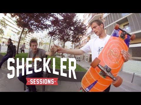 Sheckler Sessions - Plan B in Barcelona, Spain - Season 3 - Ep 7