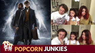 Fantastic Beasts: The Crimes of Grindelwald (Final Trailer) Nadia Sawalha & Family Reaction & Review