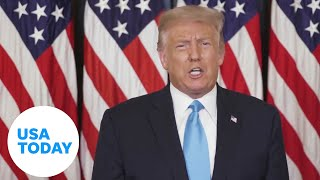 RNC 2020: Donald J. Trump accepts the Republican nomination for a second term | USA TODAY