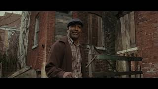 Denzel Washington talking about death - Fences 2016