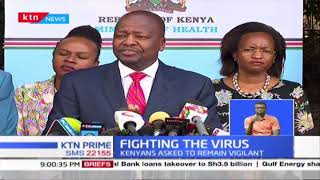 Fighting The Virus: Kenya confirms 4th case of CoronaVirus