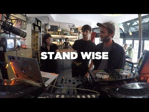 Stand Wise • DJ Set • Le Mellotron