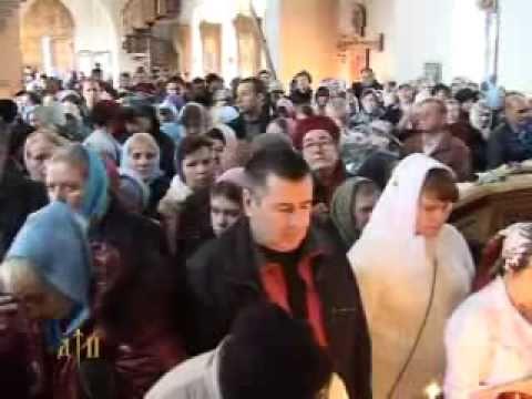 Престольный праздник Свято-Казанского храма 4 ноября 2010 г.
