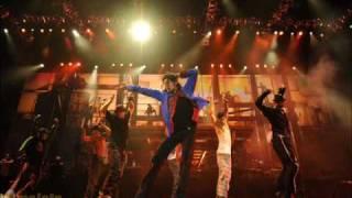 Michael Jackson feat Akon - Wanna Be Starting Something