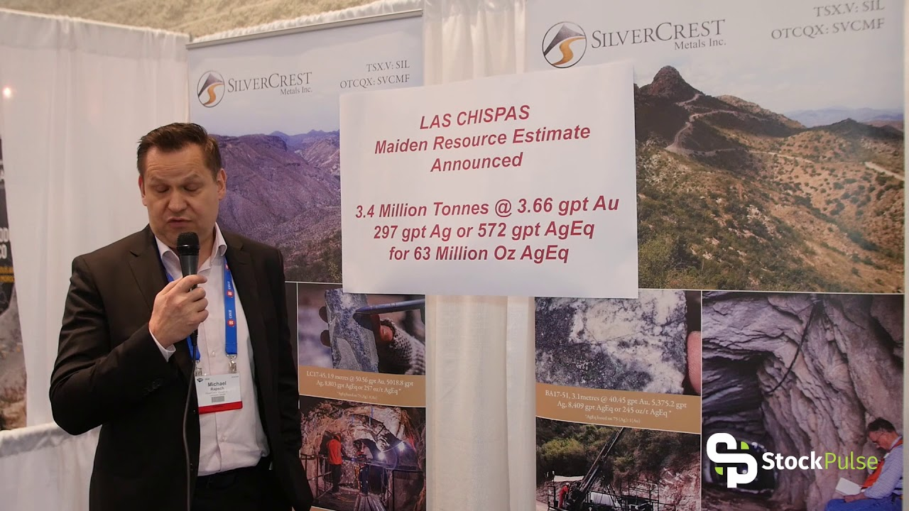 SilverCrest Metals Catalyst Clip with Michael Rapsch VP of Corporate Communications