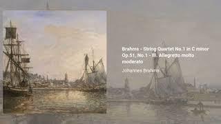 String Quartet No. 1, Op. 51 No. 1