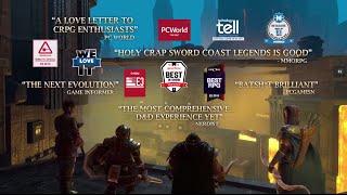 Sword Coast Legends video