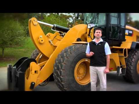 Cat K Series Small Wheel Loaders | Overview