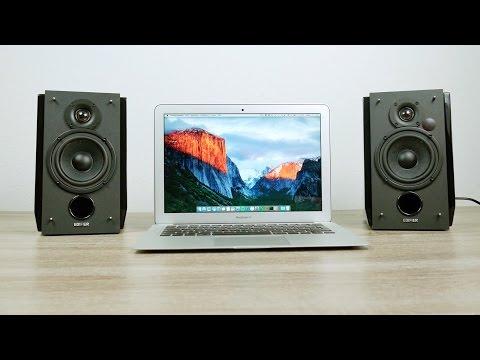 Bluetooth-Soundsystem für den Schreibtisch - Edifier R1800BT