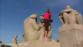 Thumbnail of the video 'Oslo: Vigeland's Many Statues'