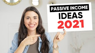 7 Passive Income Ideas (that earn $1,000+ per month)