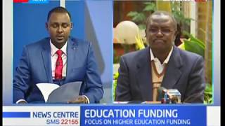 News Centre: Focus on higher educational funding