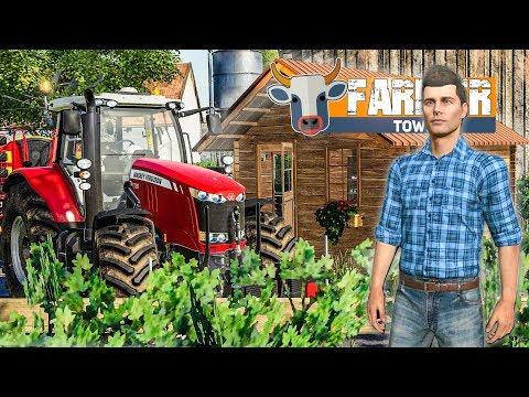 LS19 FarmerTown #54: Ein eigener HOFLADEN! | LANDWIRTSCHAFTS SIMULATOR 19