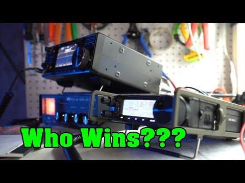 IC-7300 vs IC-7610 SSB - смотреть онлайн на Hah Life