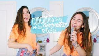 TOP 10 CANCIONES FAV DEL MOMENTO | Paula Colino