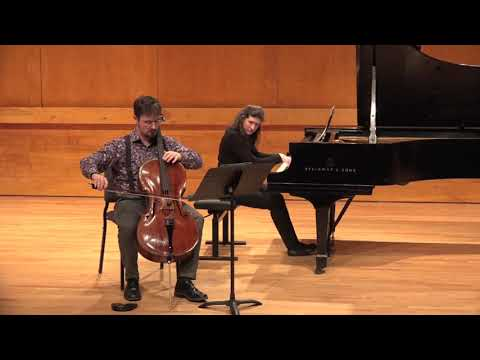Poulenc Cello Sonata