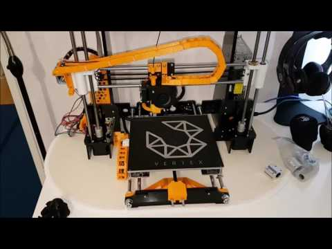 Anet A8 3D printer upgrades cura settings part2