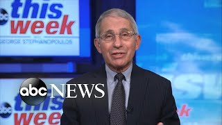 Can't see a sudden 'relaxation' of COVID restrictions by Christmas: Fauci   ABC News