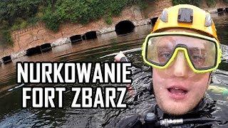 Podwodne tajemnice fortu Zbarż - Urbex History