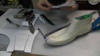 Делаем мужские рантовые Челси/ Making Chelsea Boots Ankleboots Stormwelt