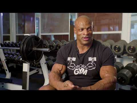 Ronnie Coleman The King trailer