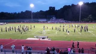 Armada High School Marching Band Song 03 9/9/16