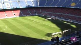 Camp Nou - Viaggio nello stadio del FC Barcelona (Video)