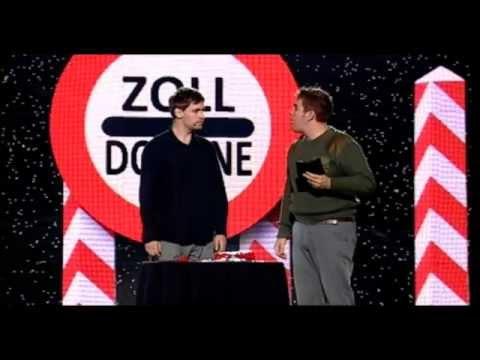 Kabaret Szarpanina - Kontrola graniczna