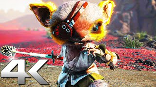 BIOMUTANT May The Furrth New Trailer 4K by Game News