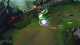 Graves Reset : 2 Attacks In One