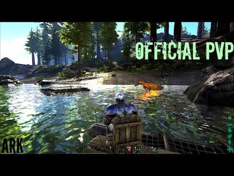 Video AMAZING CUSTOM RECIPES and Fishing Loot - Official Server (E15) - Ark Survival