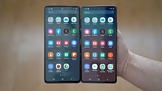 Samsung Galaxy S10 Lite vs Samsung Galaxy Note10 Lite - Which Galaxy is Best for You?
