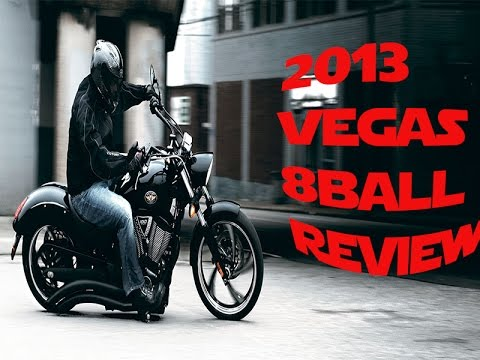 2013 Victory Vegas 8-Ball: Ride Impressions| Review|