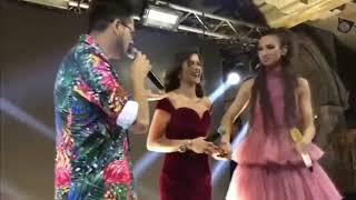 Бородина и Бузова танцуют для Олигарха на его вечеринке (ondom2.com)