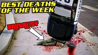 TOP 10 DEATHS & FAILS OF THE WEEK IN GTA 5! (Brutal & Funny Deaths) [Ep. 57]