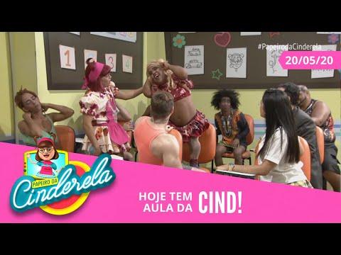 PAPEIRO DA CINDERELA - Exibido quarta-feira 20/05/20