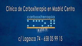 Carboxiterapia Madrid | Clínica de Carboxiterapia en Madrid Centro - María Ángeles Marín Oñate