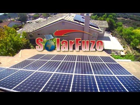 SolarFuze Profile Video