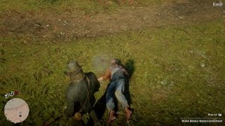 Red Dead Redemption 2 I Will Camp Wherever I Want To!