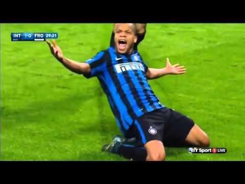 NLB Cuplikan Gol Inter Milan 4 – 0 Frosinone