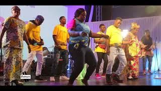 TSHALA MUANA, MALU DANCE ( La fête de l'indépendance de la R.D Congo ,Australie)