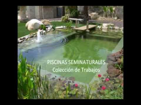 PISCINAS SEMINATURALES