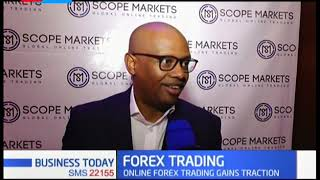 Kenyans youth urged to invest on online forex trading to beat unemployment