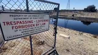 Stinky River Blasts Noses in California City