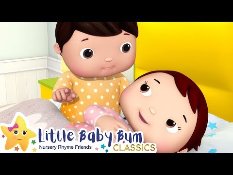 Ten Little Babies In The Bed Song - Nursery Rhymes & Kids Songs - Little Baby Bum | ABCs and 123s