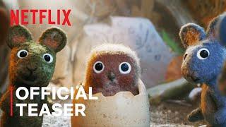 Robin Robin | Official Teaser | Netflix