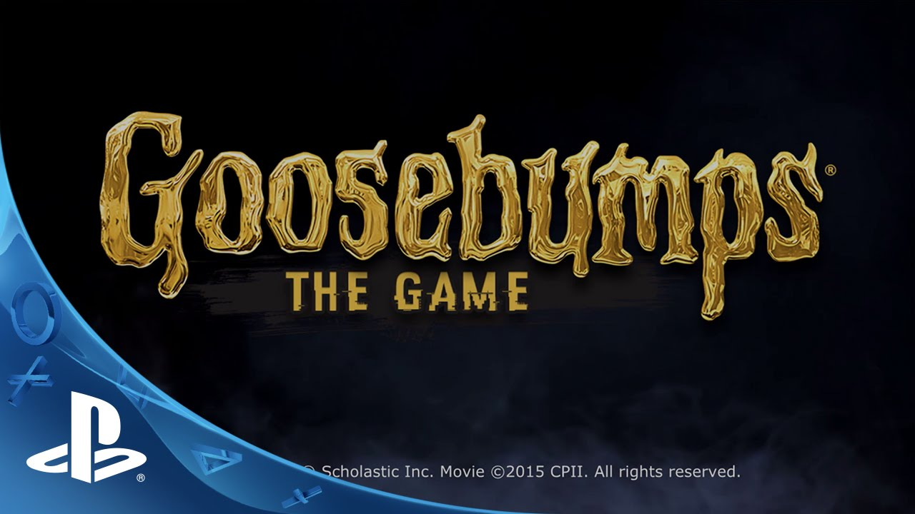 Goosebumps: The Game Coming to PS4, PS3 October 13th