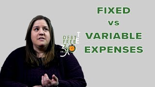 Fixed vs Variable Expenses | DFI30 Explainer