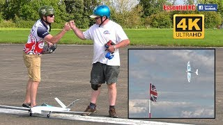 *HARDCORE* Pylon RACING from PILOT POSITION (BMFA NATS 2017) [*UltraHD and 4K*]
