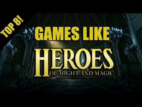 Прохождение игры герои меча и магии 1